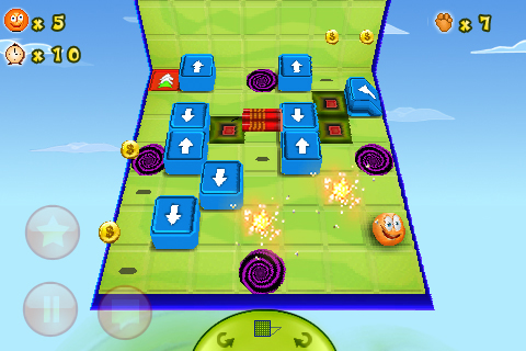 Screenshot Movin' Maze 3D