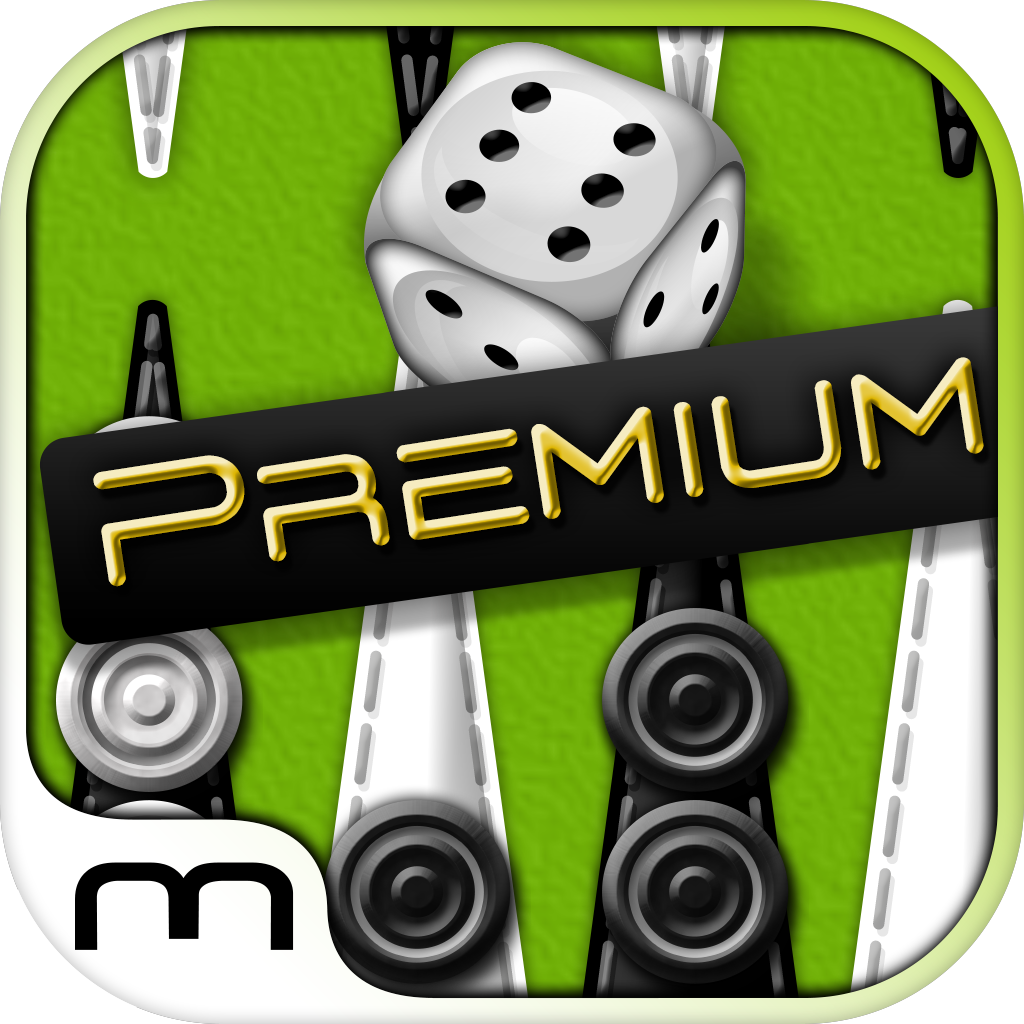 Backgammon Gold PREMIUM iOS